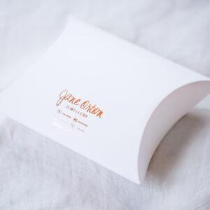 Jane Orton Jewellery Packaging